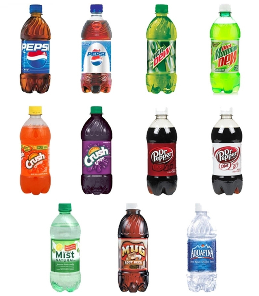Pepsi Products - Raleigh Vending Companies